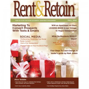 Rent and Retain Fall 2014
