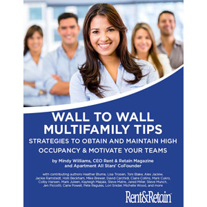 Wall to Wall Multifamily Tips